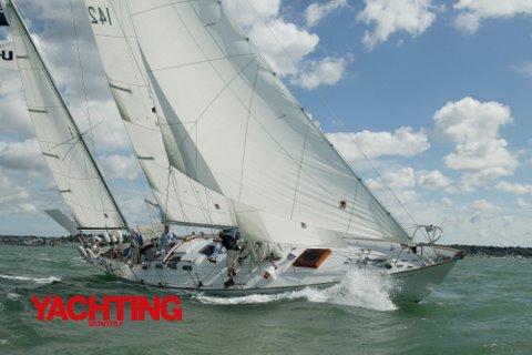 Gipsy Moth IV Sailing