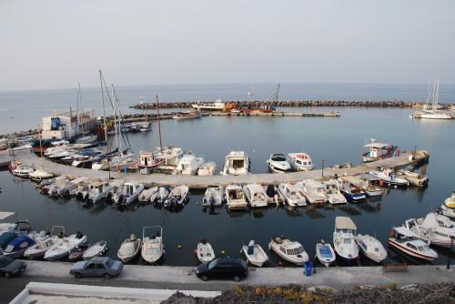 santorini Vlychada marina - fira santorini  - cyclades islands  - greece