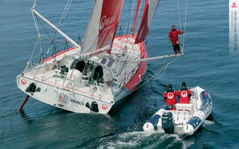 Vendee Globe open 60 yachts