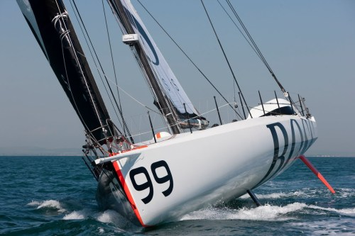 Vendee Globe Open 60 Hugo Boss