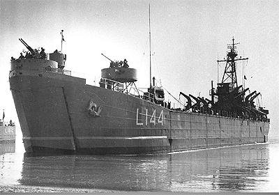 נחתת הטנקים LST 138