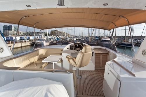 Beneteau Swift trawler 52 power yacht