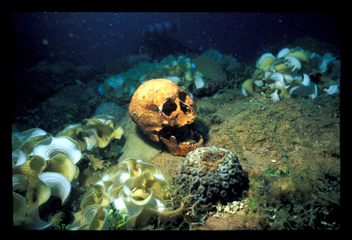 הלגונה של טרוק - Truk Lagoon