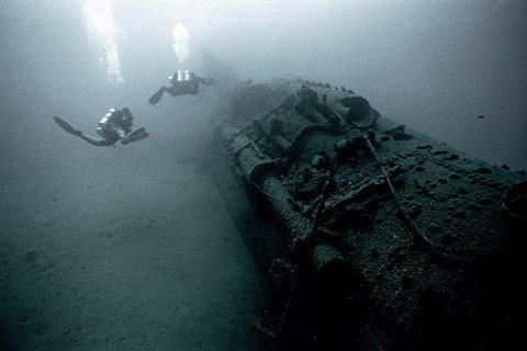 הצוללת שירה – scire submarine צילומים באדיבות: יוהנס פלטן