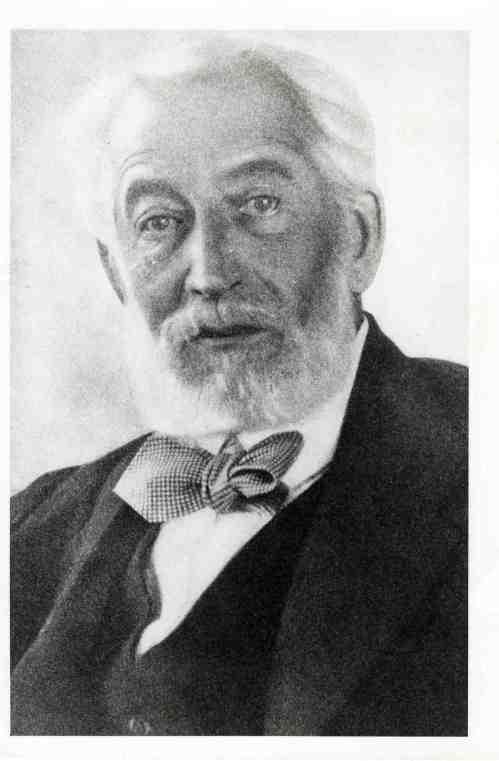 הברון אברהם בנימין אדמונד ג'יימס דה רוטשילד  Edmond James de Rothschild