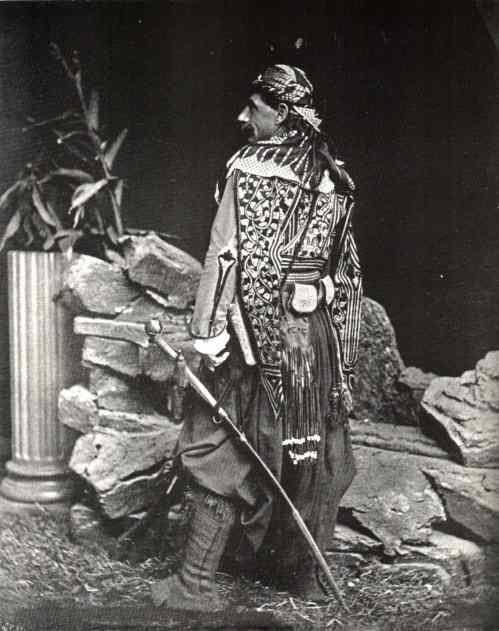 מורה דרך גלילי Guide In Galilee, 1893