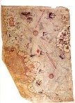 המפה של פירי רייס -  Piri Reis Map