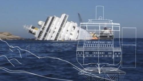costa concordia salvage - חילוץ הקוסטה קונקורדיה