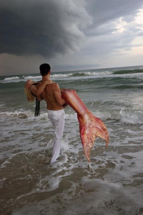 בת הים אגדה או מציאות???