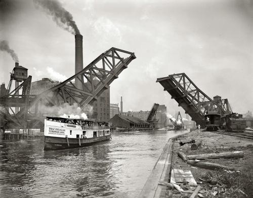 "| 1900 | Chicago . ""12th Street Bascule Bridge """