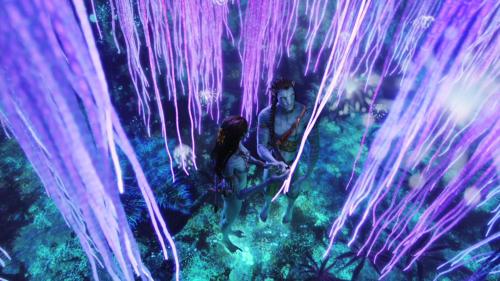אור בטבע - ביולומינסנציה - אוֹרוּת בִּיּוֹלוֹגִית - Bioluminescence in avatar