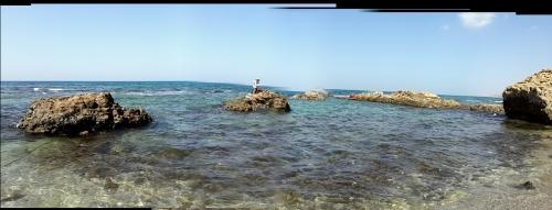שבוע החפירות הארכיאולוגיות  התת ימיות בקרקעית המעגנה המכונה נמל אפולוניה (ארשוף) צילום יפתח קוזיק