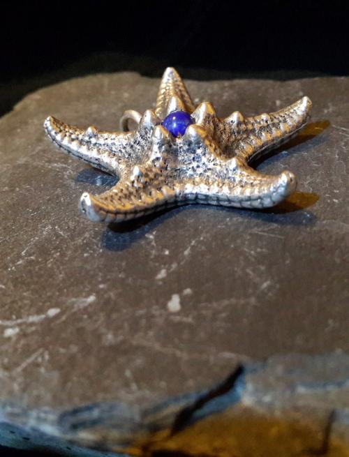 יפתח קוזיק קולקציית רוח ים תכשיטי כסף - Ocean Spirit Collection silver jewelry By Iftach Kozik