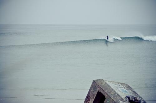Longboard Surfing  - לונגבורד גלישת גלים
