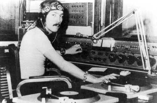 ספינת קול השלום אולפן השידור