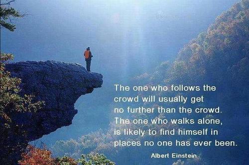 ציטוט של אלברט איינשטיין