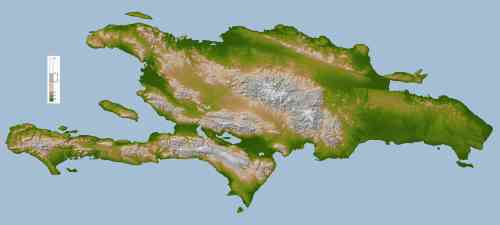 haiti island -  האי האיטי