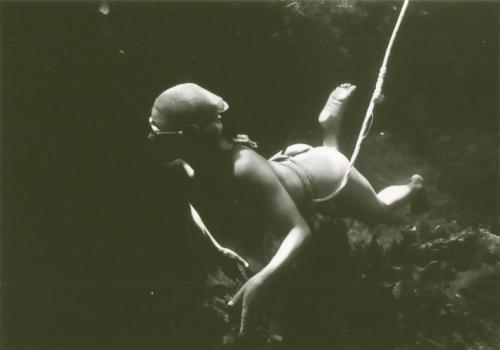 צוללות אמה דולות הפנינים היפניות - Ema peral diving