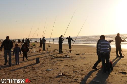 דייג אוהב דגים, דייגי דניס בסערת החורף 2015